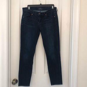 Lucky Brand Charlie Pencil Capri or skinny jean